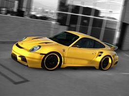 Porsche 911 Turbo: GTM aero kit od Misha Design: titulní fotka