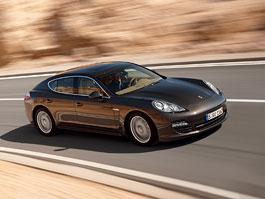 Oficiálně: Porsche Panamera S Hybrid přijde už za rok: titulní fotka