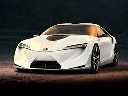 Toyota obnovila práva na jméno Supra: titulní fotka