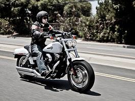 Harley-Davidson news 2011 – nový model Sportster 883L SuperLow: titulní fotka