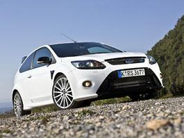 Ford Focus RS potvrzen pro Austrálii: titulní fotka