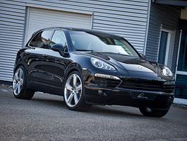 Porsche Cayenne Diesel: decentní SUV od Lumma Design: titulní fotka