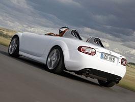 Nová Mazda MX-5: váha pod tunu a motor 1,3 l: titulní fotka