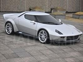 Nová Lancia Stratos: další fotografie a informace: titulní fotka