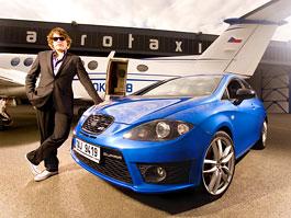 Matěj Ruppert si pořídil Seat Leon Cupra R: titulní fotka