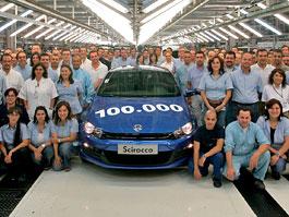 Volkswagen Scirocco: vyrobeno 100.000 kusů současné generace: titulní fotka