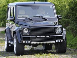 Brabus: Mercedes G nikdy nejezdil klidněji: titulní fotka