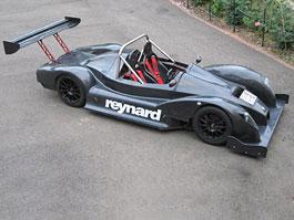 Reynard Inverter: závodní speciál pro běžný provoz: titulní fotka
