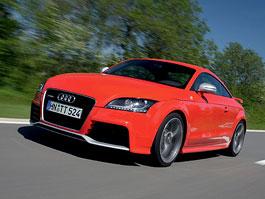 Audi TT RS do Ameriky? Rozhodne facebook...?: titulní fotka