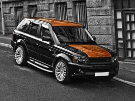 Project Khan Range Rover Sport Vesuvius Edition: titulní fotka
