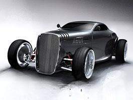 Audi Gentleman's Racer: hot rod podle švédského designéra: titulní fotka