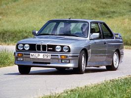 Pod lupou: BMW M3 E30 - Rychlé trojce je pětadvacet: titulní fotka