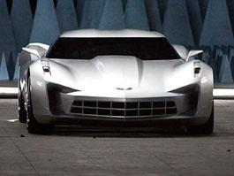 Chevrolet: Vette s motorem uprostřed nebude, zato hybrid nejspíš ano: titulní fotka