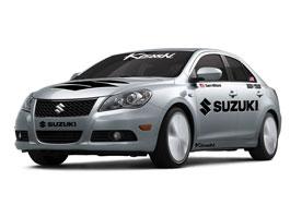 Suzuki Kizashi: skoro 328 km/h na solné pláni v Bonneville: titulní fotka