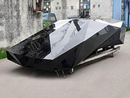 Lo Res Project: Lamborghini Countach přišel o detaily: titulní fotka