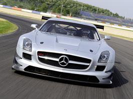Mercedes-Benz SLS AMG GT3: speciál už zná svou cenu: titulní fotka