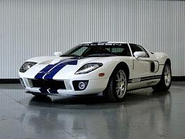 Ford GT: předsériový supersport Steva Saleena v aukci: titulní fotka