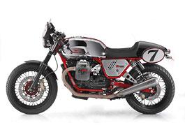 Moto Guzzi V7 Clubman jde do prodeje: titulní fotka