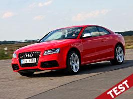 Test: Audi RS5 - RychloSt už ve jméně: titulní fotka