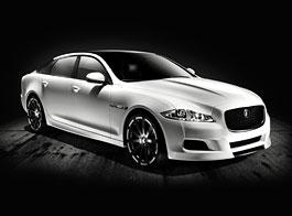 Jaguar XJ75 Platinum Concept: tovární tuning pro Pebble Beach: titulní fotka