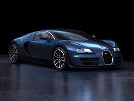Bugatti Veyron Super Sport: první foto produkční verze: titulní fotka