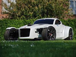 Sondergard Automotive shání peníze na eBayi: titulní fotka