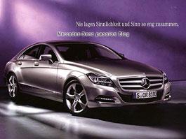 Nový Mercedes-Benz CLS: díky úniku prospektu známe jeho design!: titulní fotka