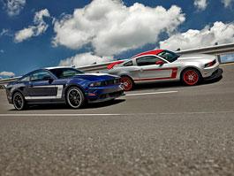 Ford Mustang Boss 302: legenda opět na scéně: titulní fotka