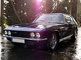 Jensen Interceptor S: velké britské GT žije: titulní fotka