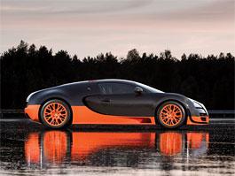 Bugatti Veyron 16.4 Super Sport: oznámena oficiální specifikace: titulní fotka