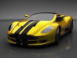 Aston Martin Super Sport: novinka od Star Electric Cars: titulní fotka