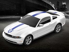 Ford Mustang: samolepky jsou v módě: titulní fotka