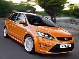 Euro 5 znamená konec i pro Ford Focus ST: titulní fotka