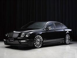 Bentley Continental Flying Spur Black Bison od Wald International: titulní fotka
