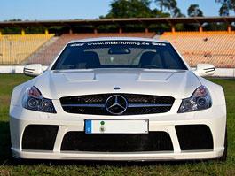 Mercedes-Benz SL 65 AMG Black Series: 345 koní navíc od MKB: titulní fotka