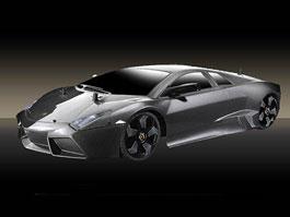 Lamborghini Reventon: závodní auto v měřítku 1:10: titulní fotka