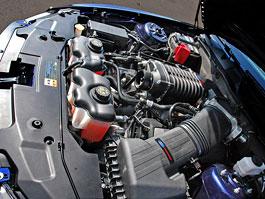 Ford Racing: Kompresor pro nový pětilitrový osmiválec: titulní fotka