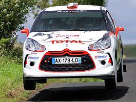 Citroën DS3 R3: vítězství jako oslava závodního debutu: titulní fotka