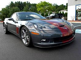 Redline HTR-GS640/SC: 640 koní pro Corvette Grand Sport: titulní fotka