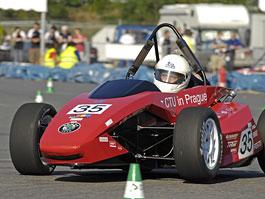Formule ČVUT: solidní výsledek na Hockenheimu: titulní fotka