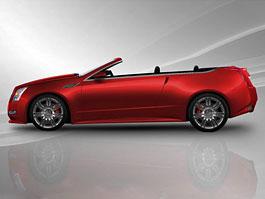 Cadillac CTS: Kabriolet od Drop Top Customs: titulní fotka