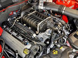 Roush Performance: Nový kompresor pro Mustang GT: titulní fotka