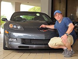 Chevrolet Corvette: První účastník programu Corvette Engine Build Expirience: titulní fotka