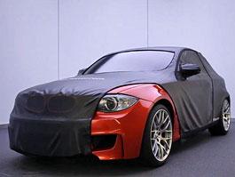 BMW 1 M Coupé: Odhalování pokračuje (video): titulní fotka