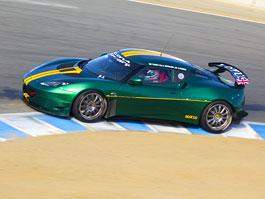 Lotus Evora Cup/GT4: První ostré nasazení na Nürburgringu: titulní fotka