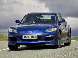 Mazda RX-8: máte poslední šanci: titulní fotka