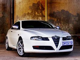 Alfa Romeo GT Limited Edition: Oslava 100 let značky: titulní fotka