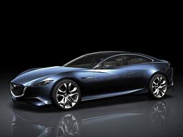 Mazda Shinari: Čtyřdveřové kupé představuje nový designový jazyk: titulní fotka