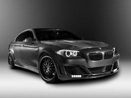 Lumma Design CLR 500 RS2: Nabroušené BMW řady 5: titulní fotka