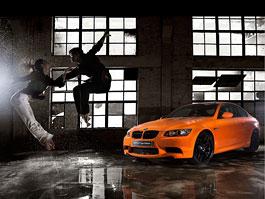 BMW M3 Tiger Edition: německá kočička pro Čínu: titulní fotka